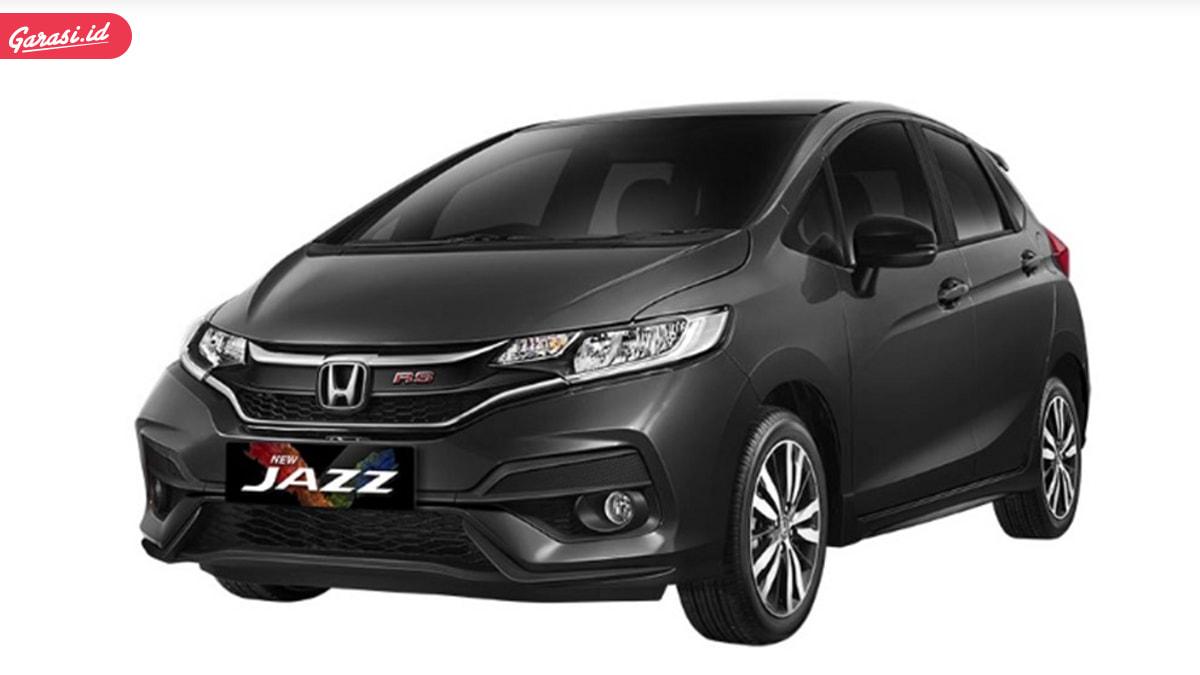 Fakta Mobil Honda Jazz Bekas Masih Diminati di Jakarta