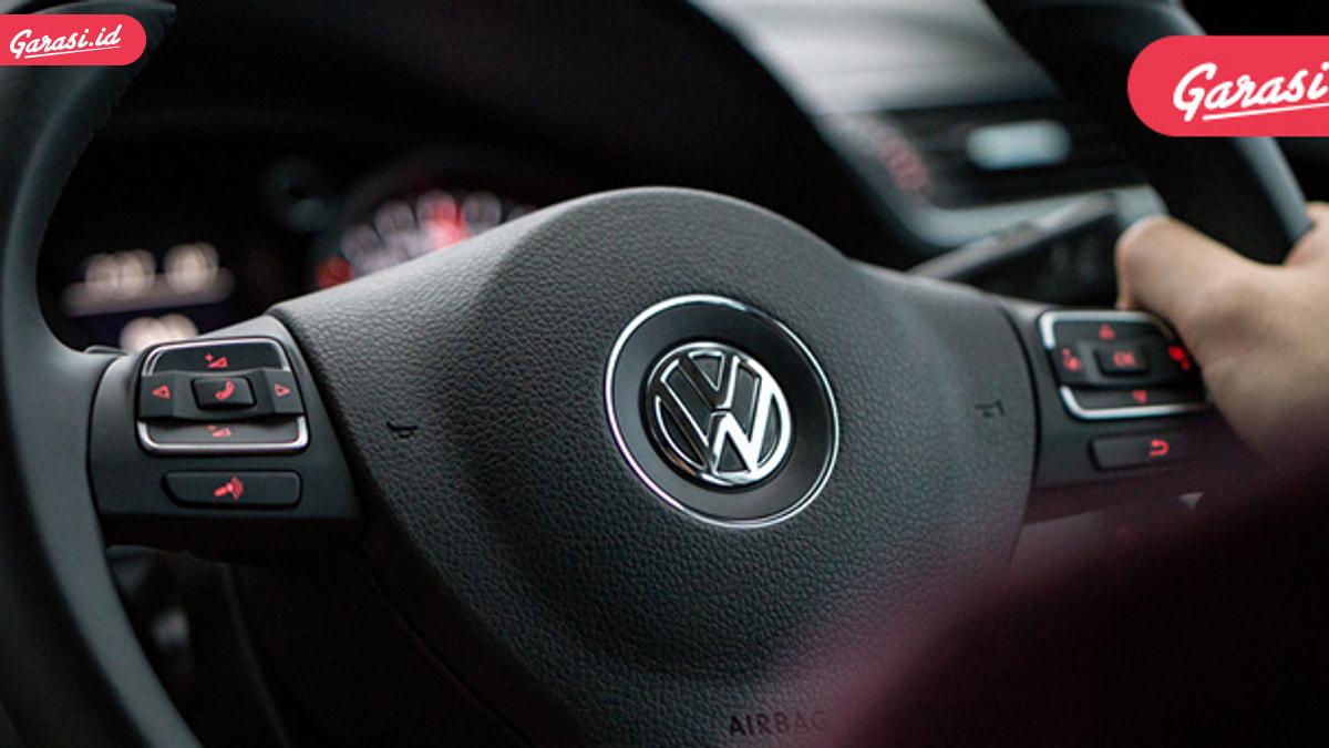 Mantap Betul, VW Ini Dilengkapi Fitur Night Vision