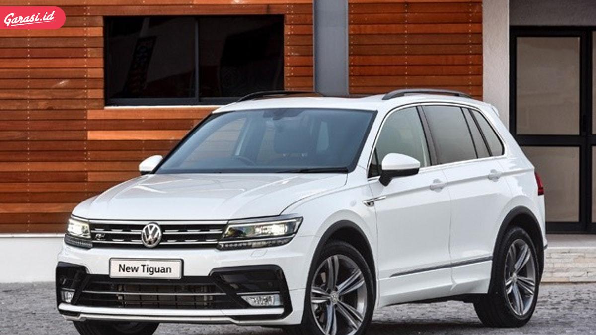 VW Dan Audi Bikin Acara 'SUV Offensive Test drive'