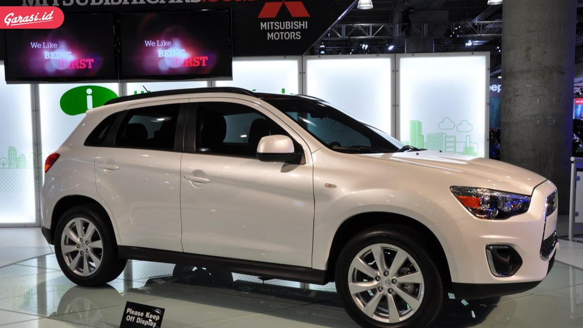 Mitsubishi Outlander Bekas Banyak Peminat? Berikut Faktanya