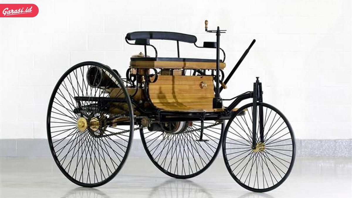 Sejarah Mobil Pertama Kali Ada di Dunia