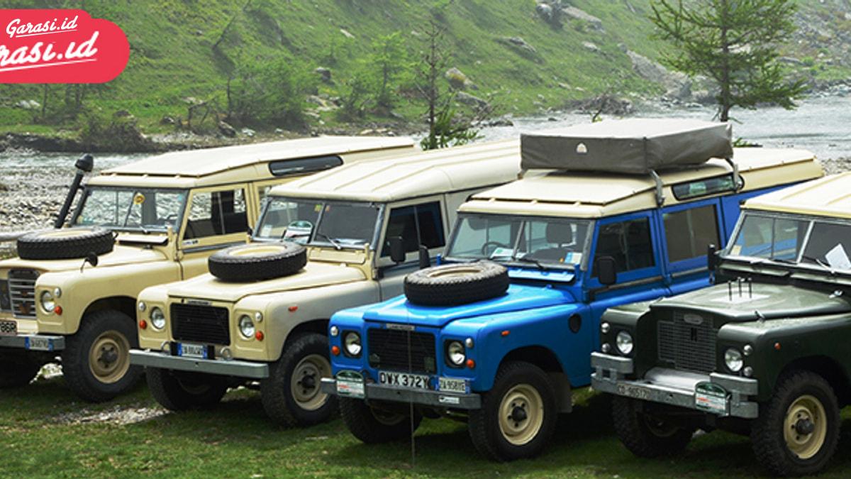 Land Rover Defender Bekas James Bond Dijual, Berani Beli?