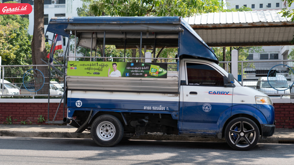 Mobil Pickup Unggulan Untuk Usaha Makin Maju Garasi Id