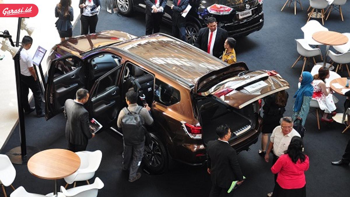 Nissan Terra Resmi Mendarat di Kota Semarang