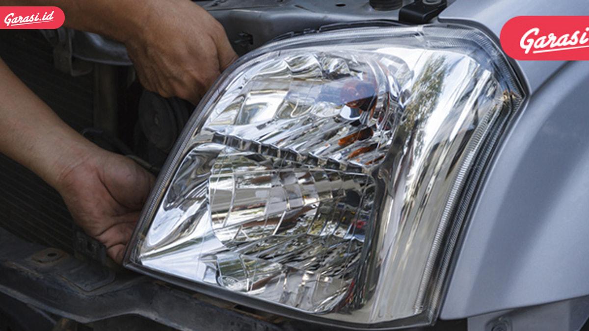 Lampu Mobil Suka Mati Sebelah, Kenali Penyebab dan Cara Mengatasinya