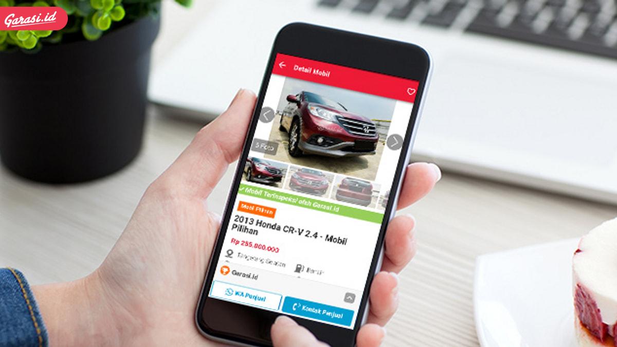Rasa Cemas Saat Beli Mobil Bekas Bisa Teratasi Dengan Garasi.id