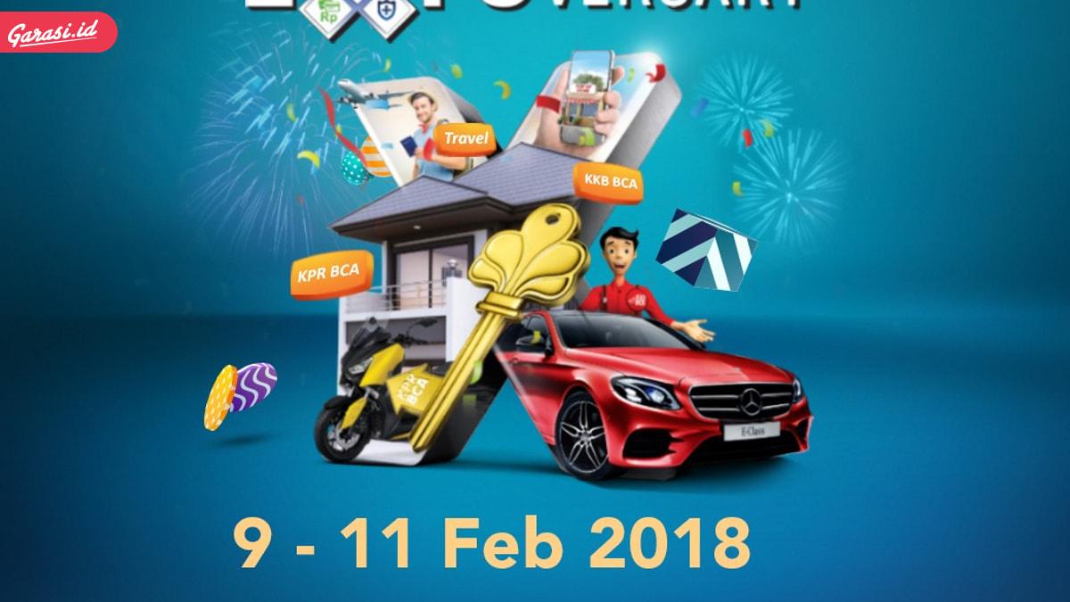 Siap-siap! BCA EXPO 2018 Akan Dimulai