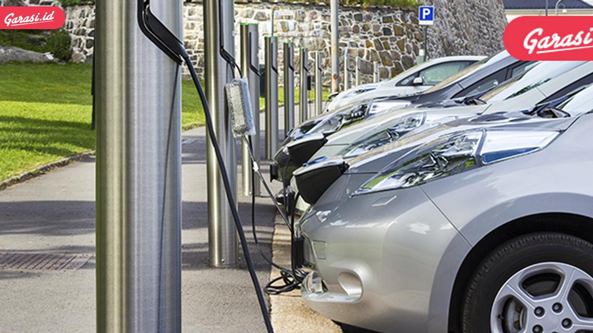 Pemerintah Prediksi Mobil Listrik Di 2025 Bakal Tembus 400 Ribu Unit