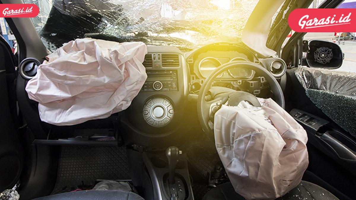 Padahal Mobil Baru, Ini Penyebab Airbag Tidak Mengembang