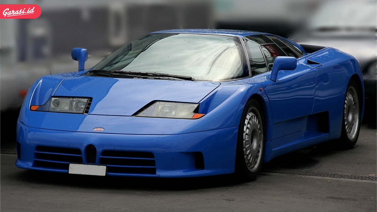 Bugatti Centodiece, 'Yang Terlupakan' Terlahir Kembali