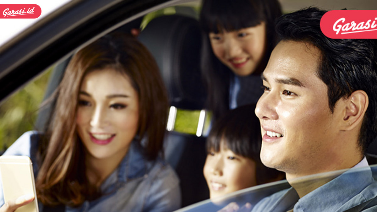Pergi Bersama Keluarga Tercinta, Ini 4 Tunggangan Yang Tepat