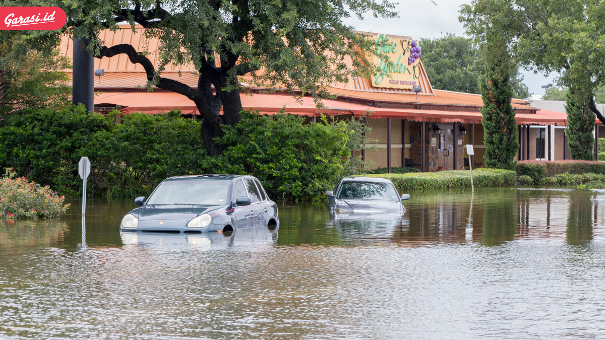 Musim Hujan Butuh Mobil, Waspada Mobil Bekas Banjir