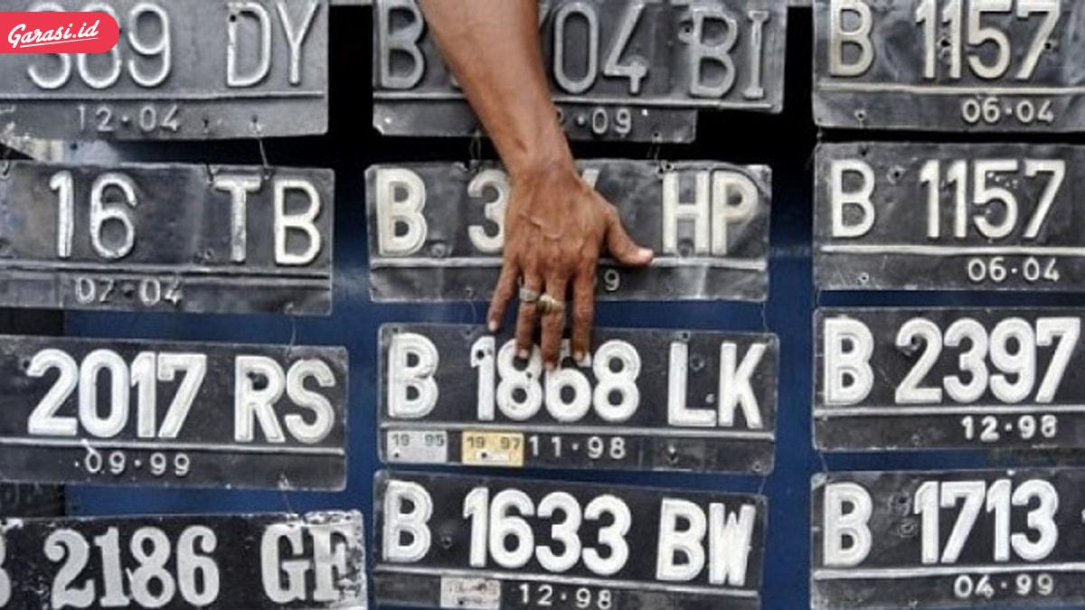 Wajib Tahu! Ini Arti dan Jenis Kode Plat Nomor Kendaraan