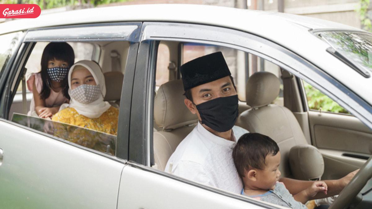 Mudik Tahun 2021 Diperbolehkan Untuk Rute Jabodetabek Saja