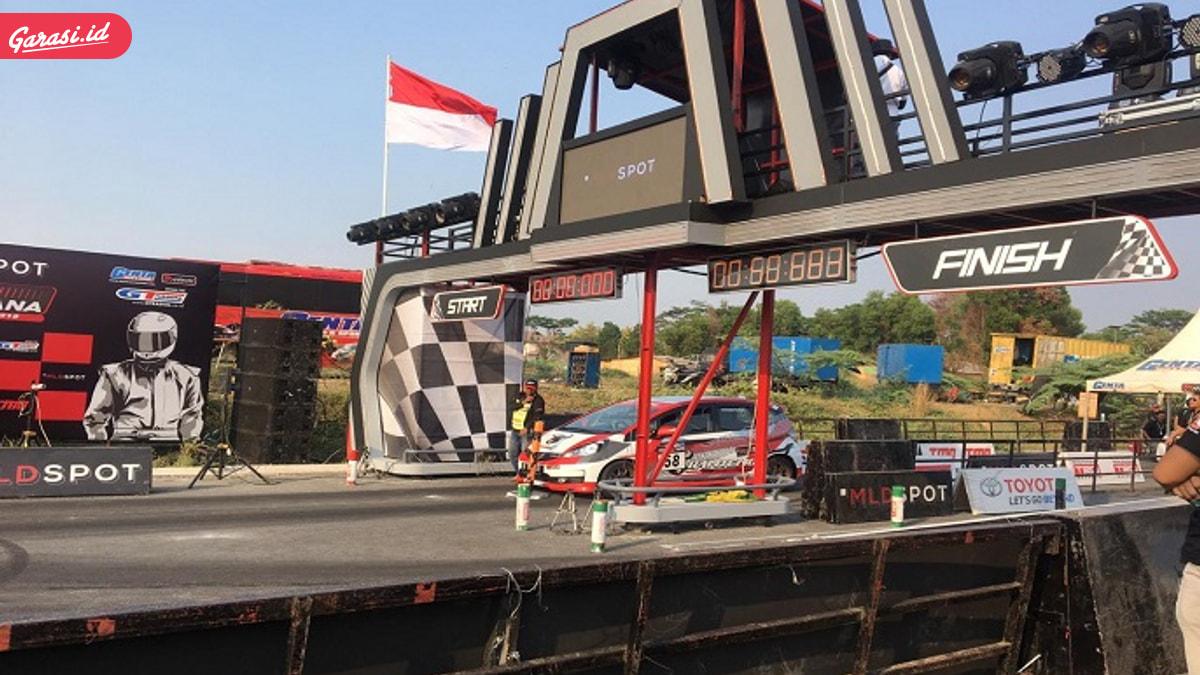 Begini Keseruan MLDSPOT Auto Gymkhana 2019 Putaran Ke-6