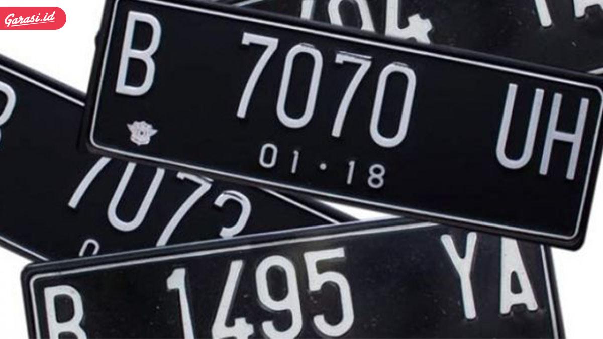 Plat Nomer Kendaraan Ada Kode Dan Jenisnya Garasi Id