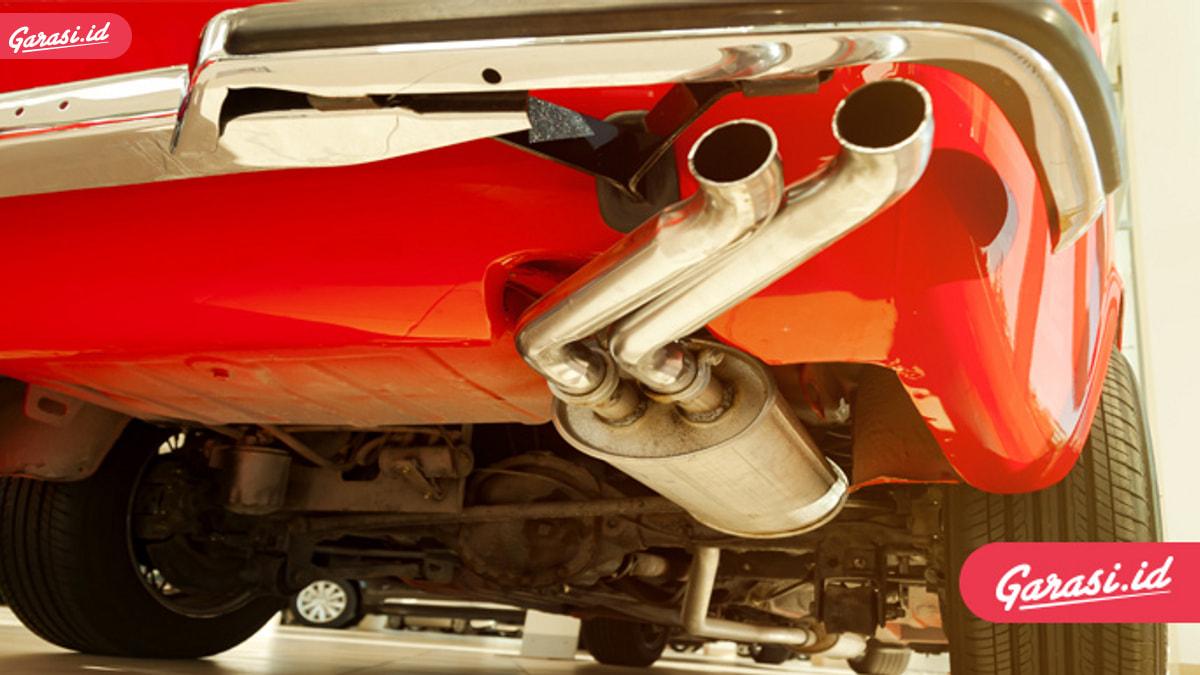 Tips Modifikasi Mobil Bagi Pemula, Perhatikan Bagian Knalpot