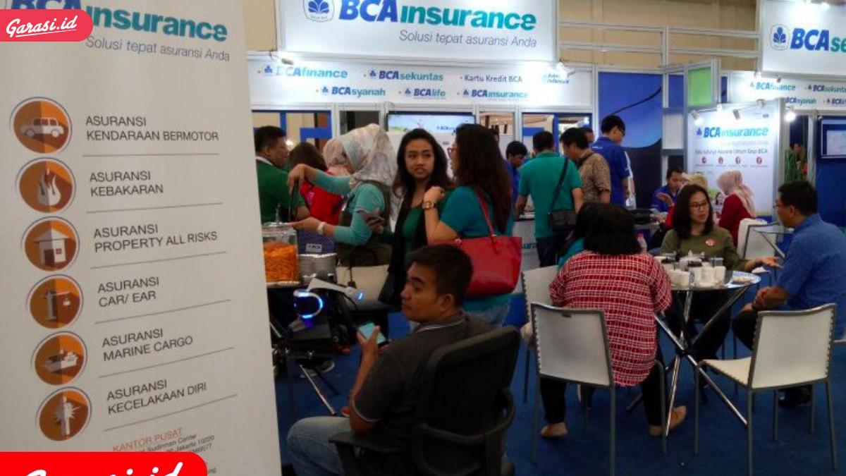 Banjir Diskon Hingga Jual Kilat Lengkapi BCA Expo 2017