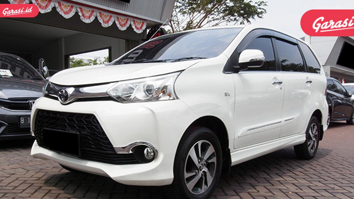 Ini Dia Mobil Bekas Toyota Matik dengan Harga Terbaik untuk Sahabat Miliki