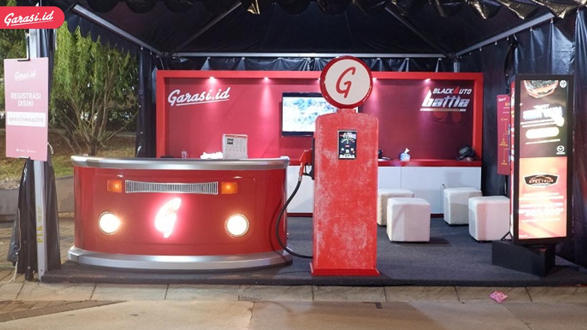 Garasi.id Turut Meriahkan Black Auto Battle 2019
