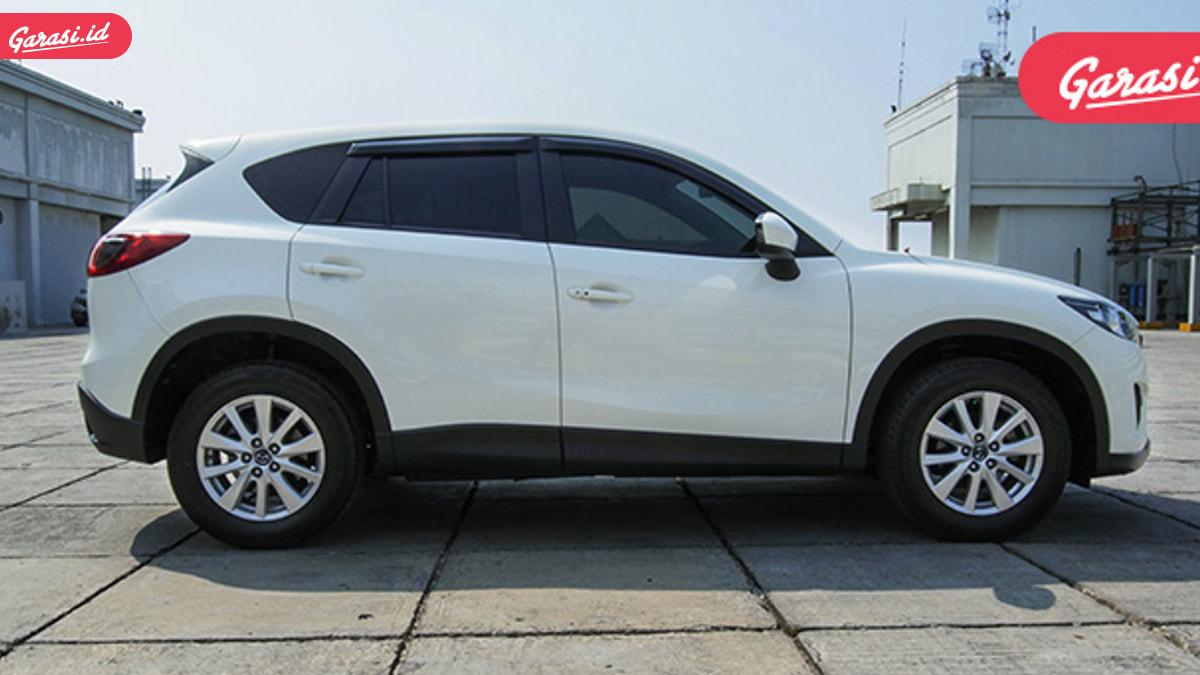 Mazda CX5 Touring, SUV yang  Bisa Jadi Pilihan Sesuai 'Daerahmu'