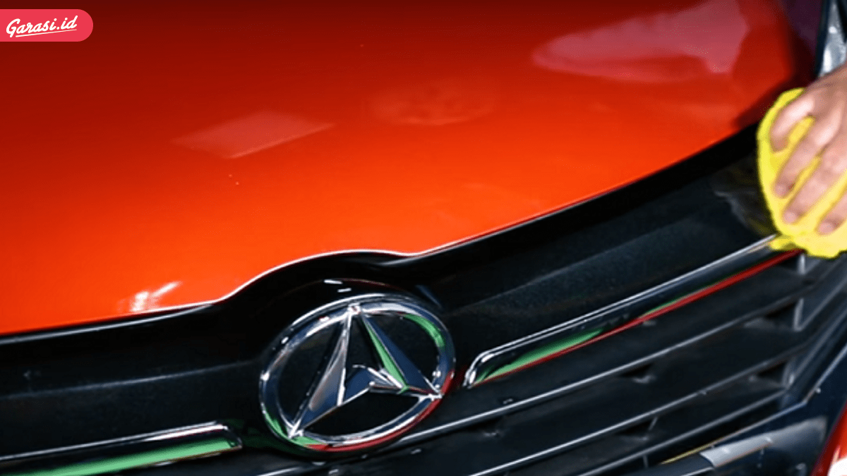 Bukan Sekedar Kosmetik, Grill Mobil Harus Dirawat