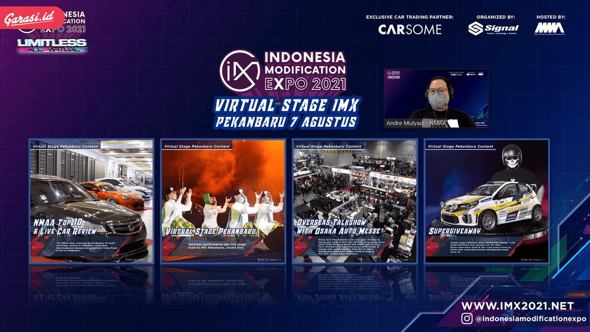 Road to IMX 2021 Pekanbaru : Mobil Legendaris Asal Jepang Jadi Jagoan