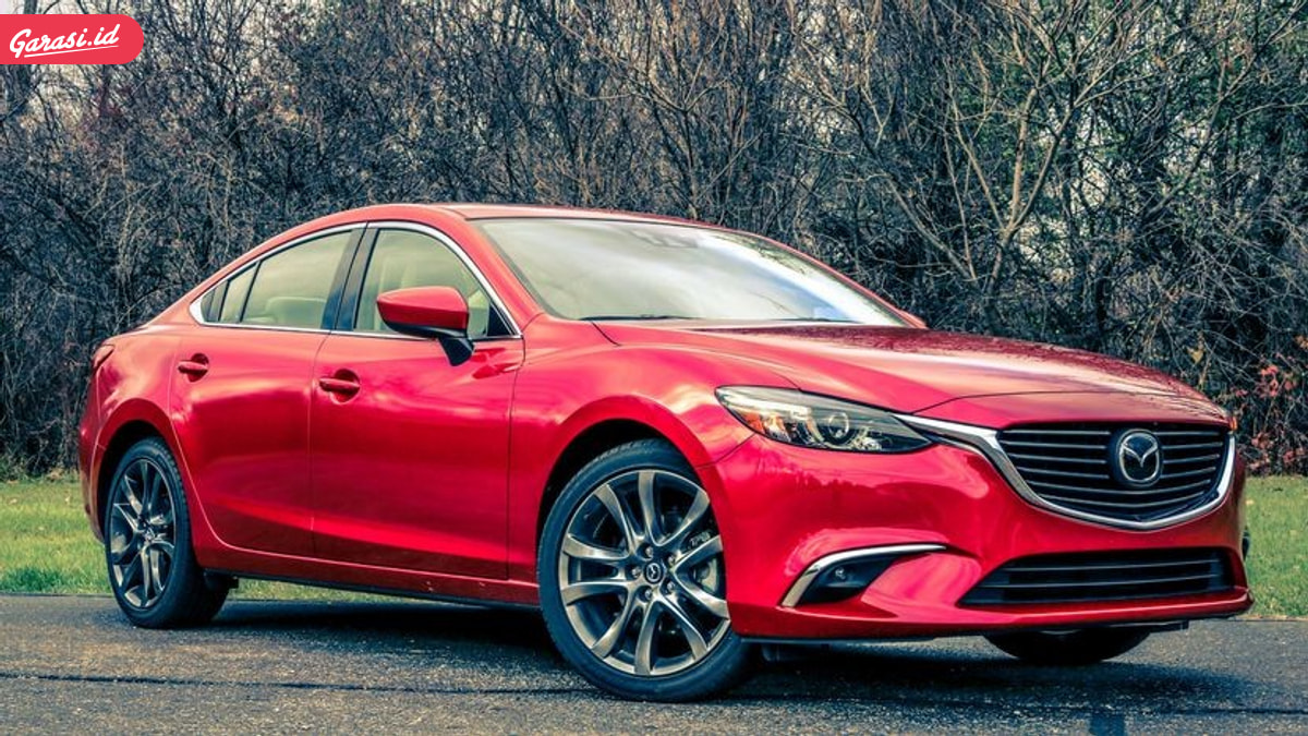 Dikhawatirkan Korsleting, 60.000 Mazda6 Akan Ditarik
