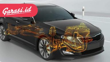 Torsi dan tenaga mobil