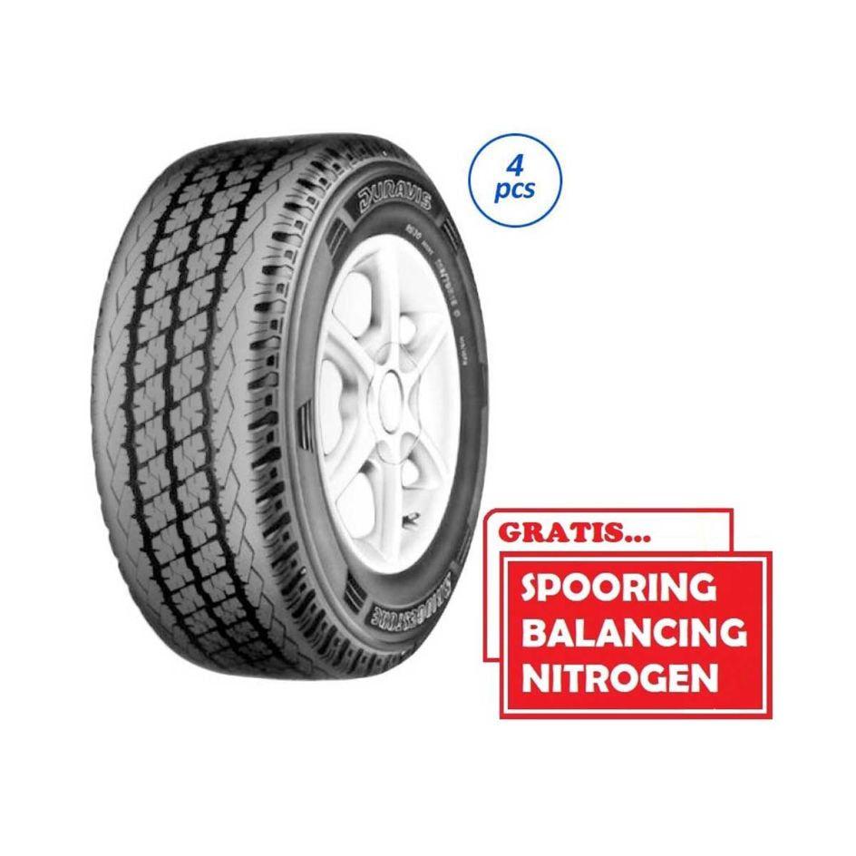 Bridgestone Duravis R624 165 R13 94R SP Ban Mobil [Gratis Pasang/ Spooring Balance/ Nitrogen]