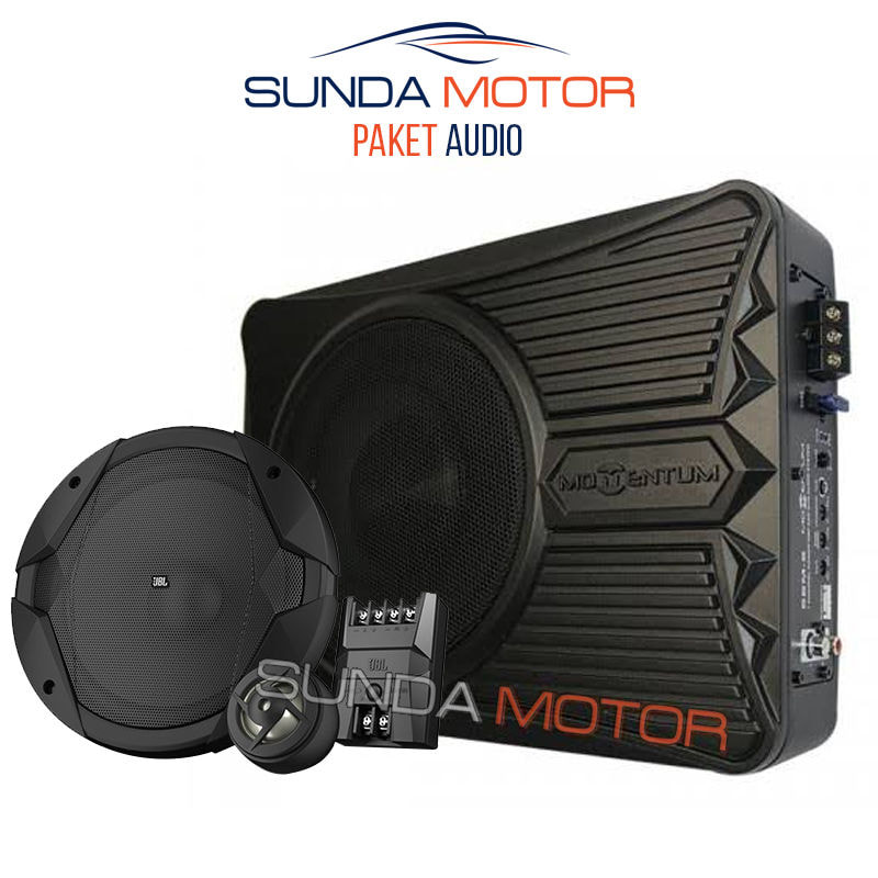 Paket Audio Midbass Momentum