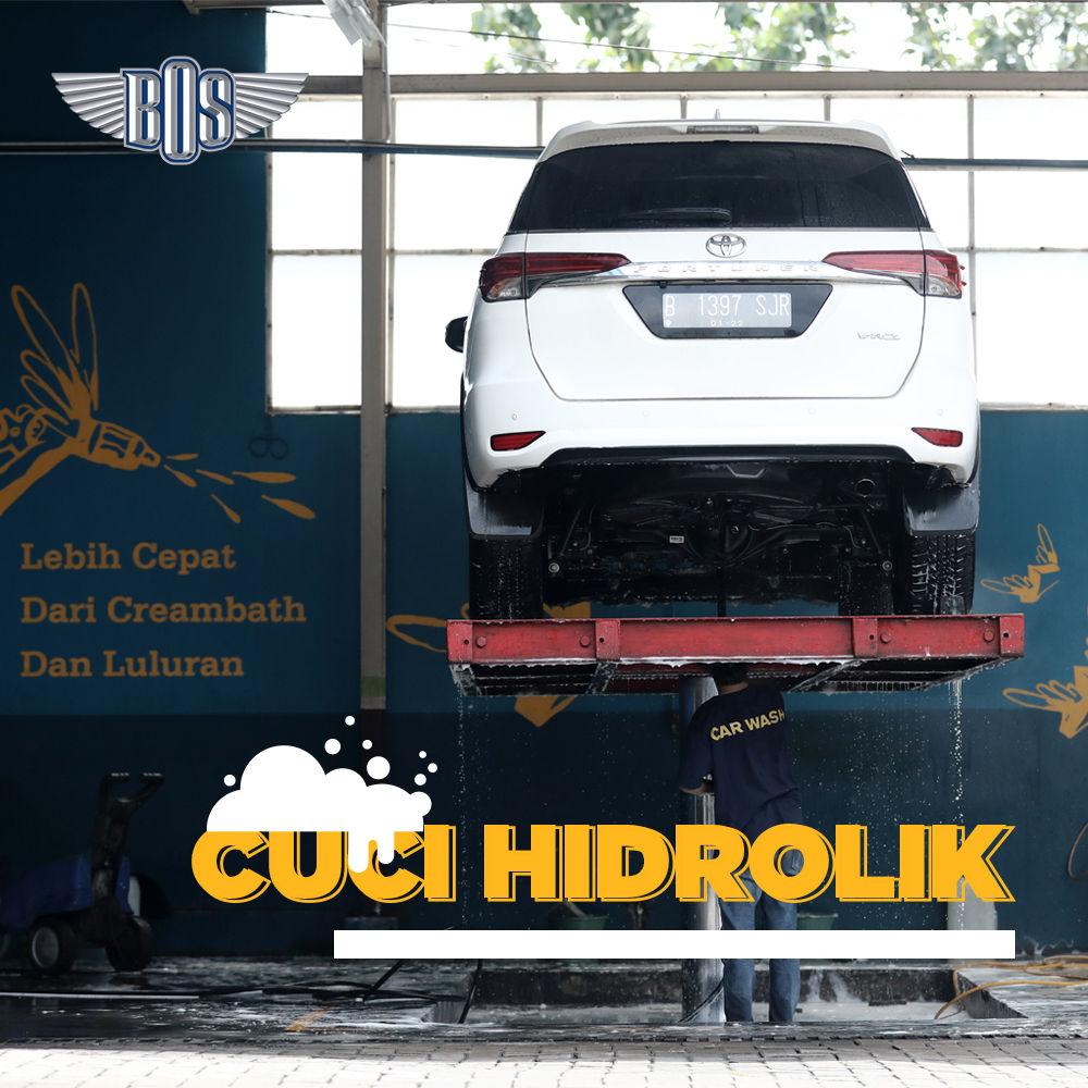 Cuci Mobil Hidrolik
