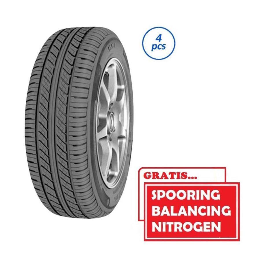 Achilles 122 175/65-R14 82H SP Ban Mobil [Gratis Pasang/ Spooring Balance/ Nitrogen]
