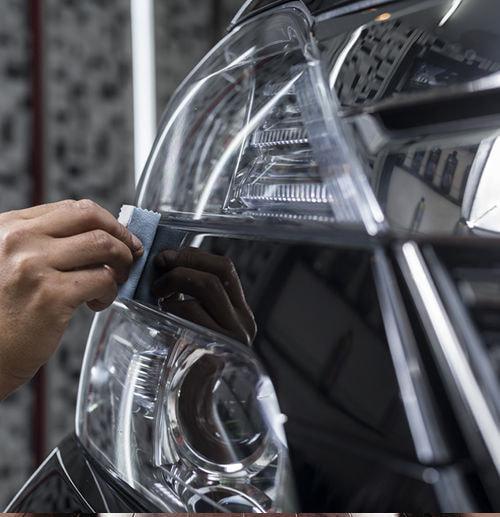 Glass Coating Extra Layer  (Surabaya)