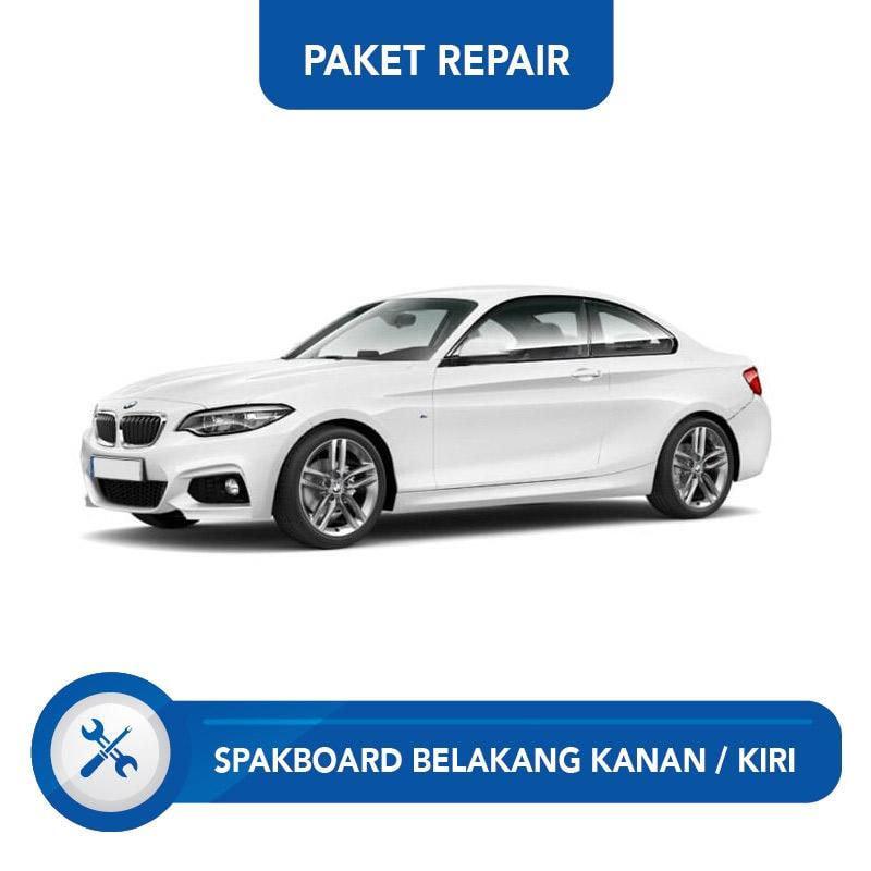 Subur OTO Paket Jasa Reparasi Ringan & Cat Spakbor Belakang Kanan atau Kiri for Mobil BMW 2 Series