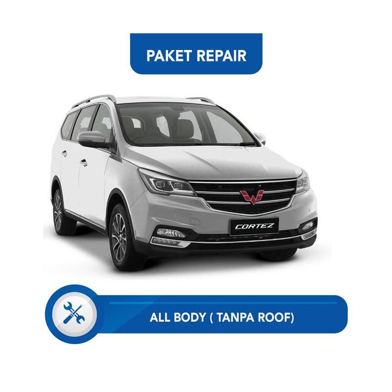 Subur OTO Paket Jasa Reparasi & Cat Mobil for Wuling Cortez [All Body Mobil Tanpa Roof]