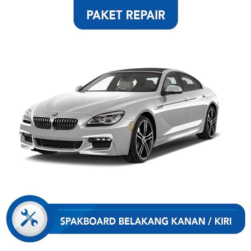 Subur OTO Paket Jasa Reparasi Ringan & Cat Spakbor Belakang Kanan atau Kiri Mobil for BMW 6 Series