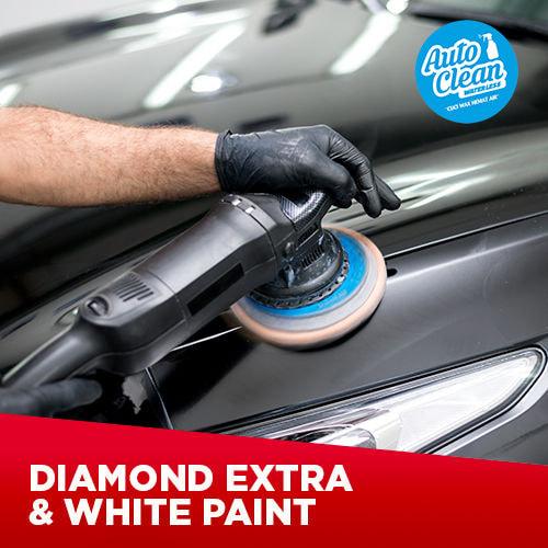 Paket Diamond Extra & White Paint