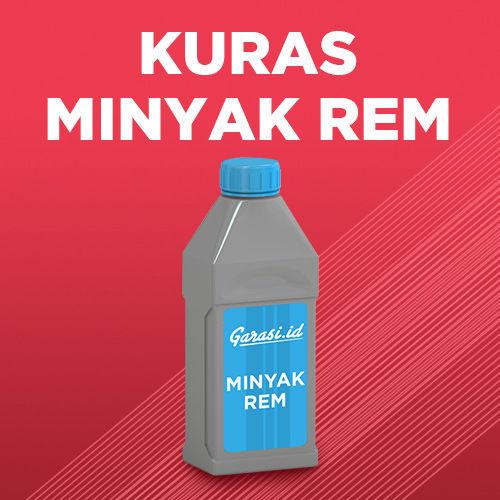 Paket Kuras Minyak Rem