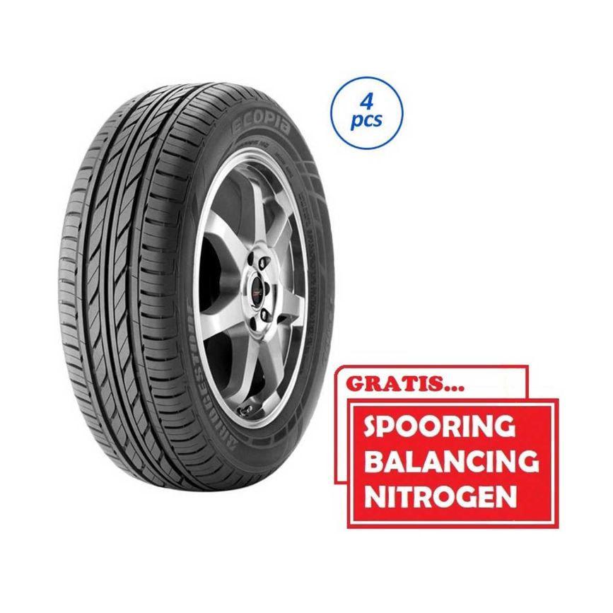 Bridgestone Ecopia Ep150 185/70 R14 88S SP Ban Mobil [Gratis Pasang, Spooring Balance & Nitrogen]