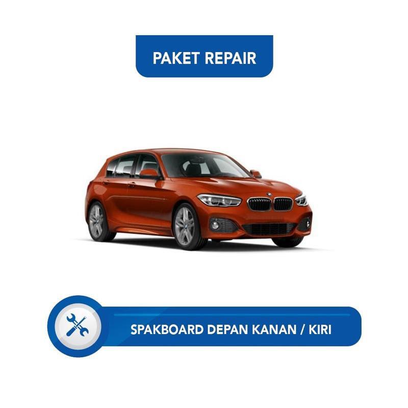 Subur OTO Paket Jasa Reparasi Ringan & Cat Mobil for BMW 1 Series [Spakbor Depan Kanan or Kiri]