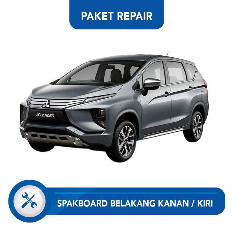Subur OTO Paket Jasa Reparasi Ringan & Cat Spakbor Belakang Kanan atau Kiri Mobil for Mitsubishi Xpander