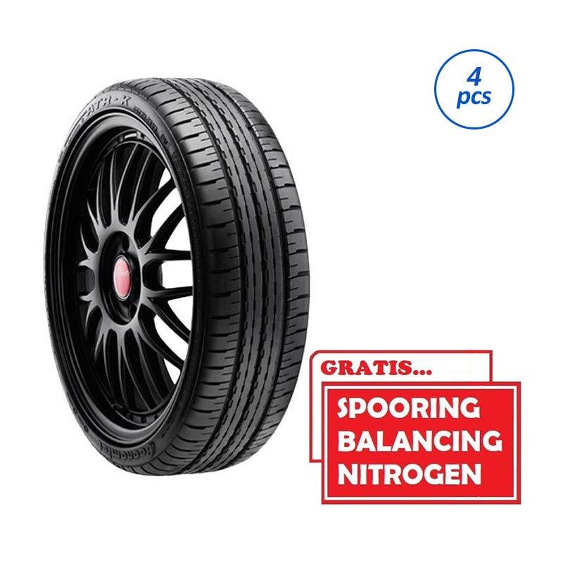 Achilles ATR-K Economis 195-40 R17 81V XL SP Ban Mobil [Gratis Pasang,Spooring Balance & Nitrogen]