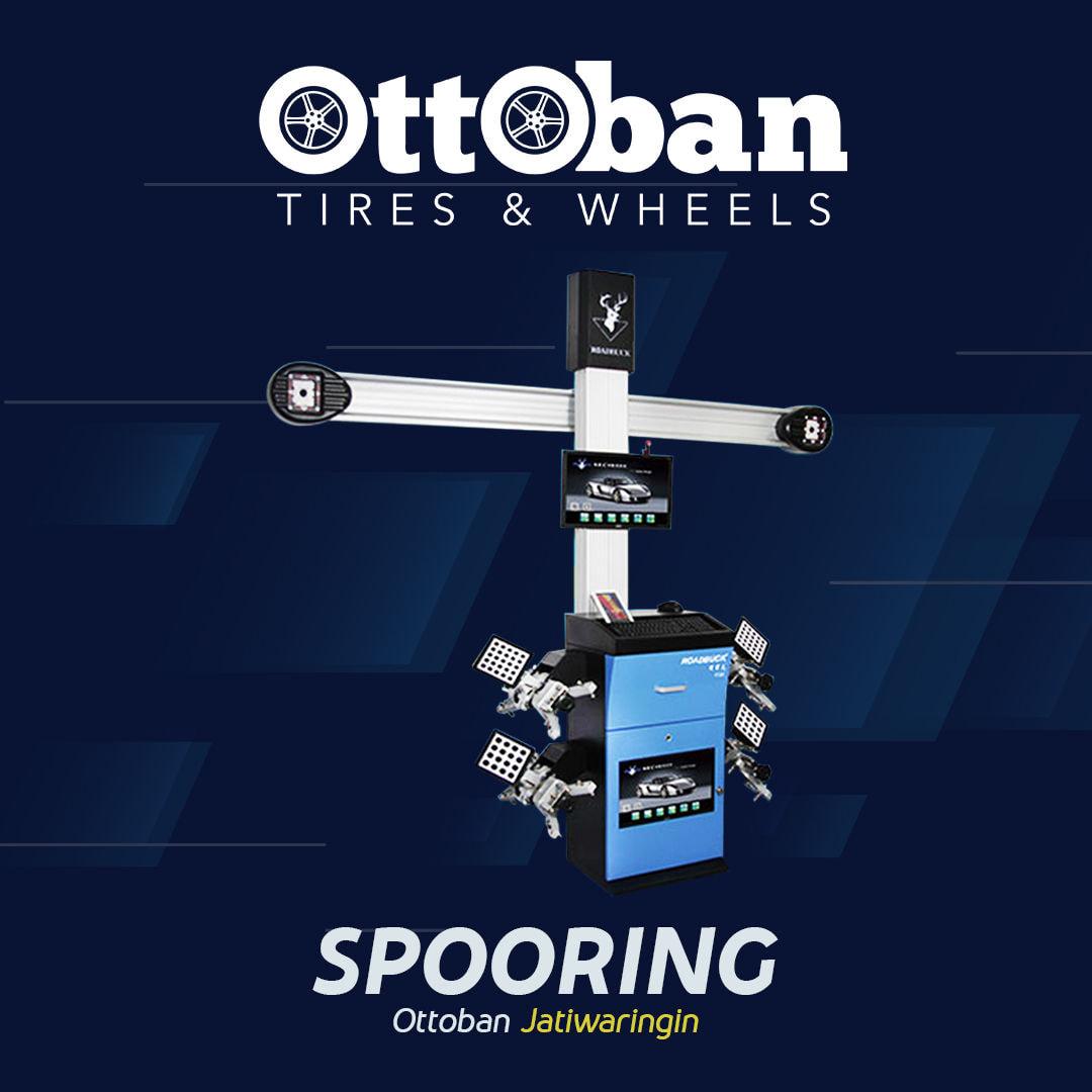 Spooring (Cab. Jatiwaringin, BSD Plus, Bintaro, Palembang Demang)