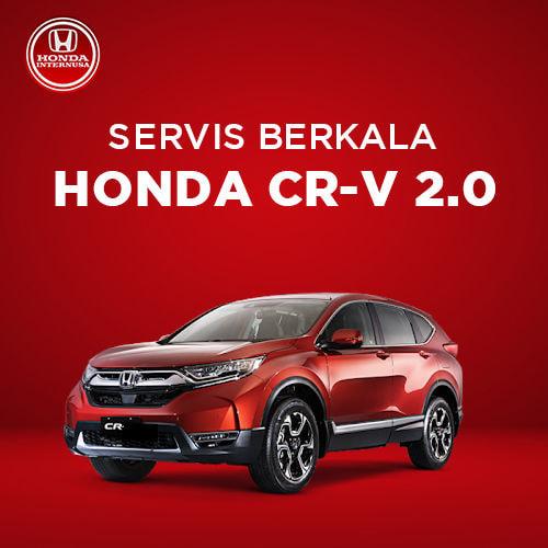 Servis Berkala Honda CR-V 2.0
