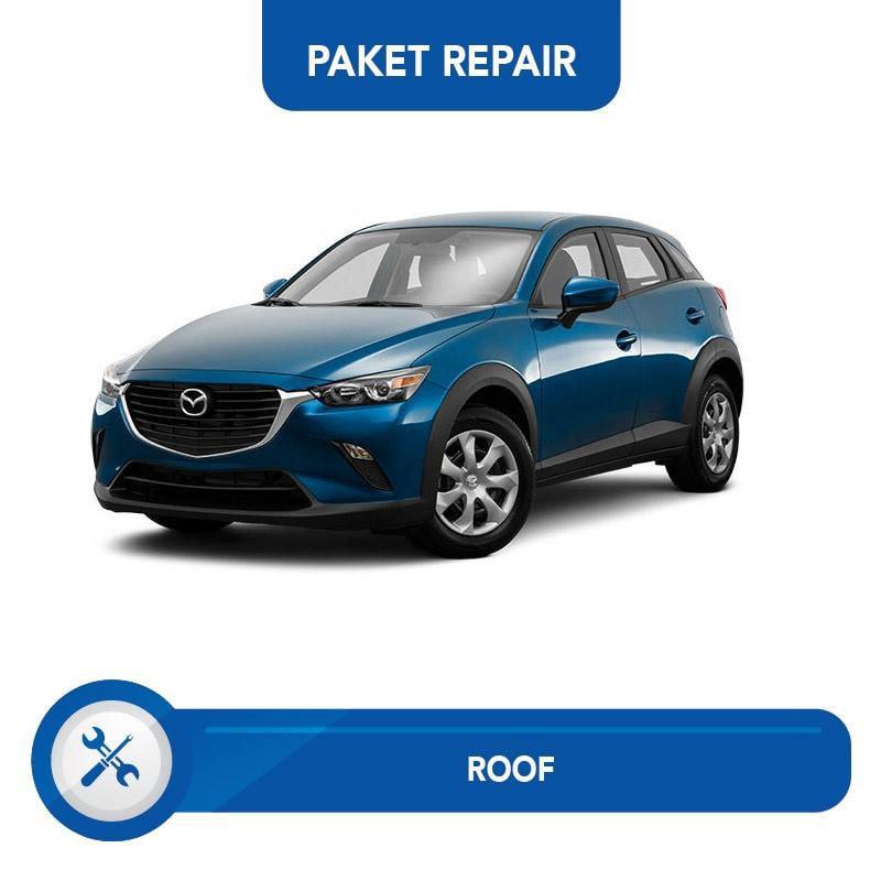 Subur OTO Paket Jasa Reparasi Ringan & Cat Roof Mobil for Mazda CX 3