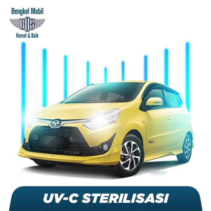 UV-C Sterilisasi