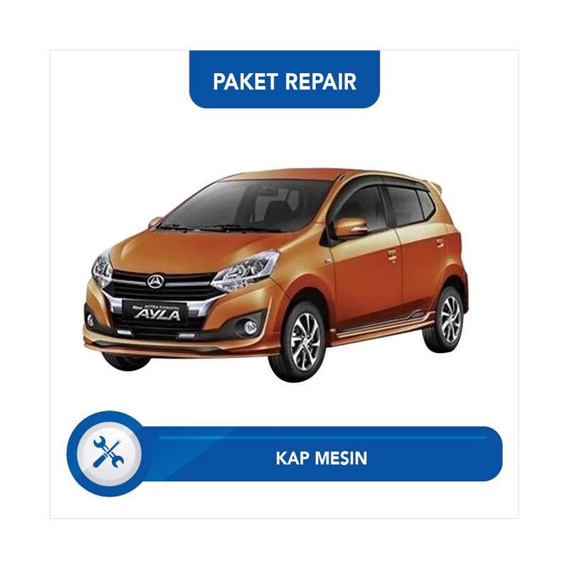 Subur OTO Paket Jasa Reparasi Ringan & Cat Mobil for Daihatsu Ayla [Kap Mesin]