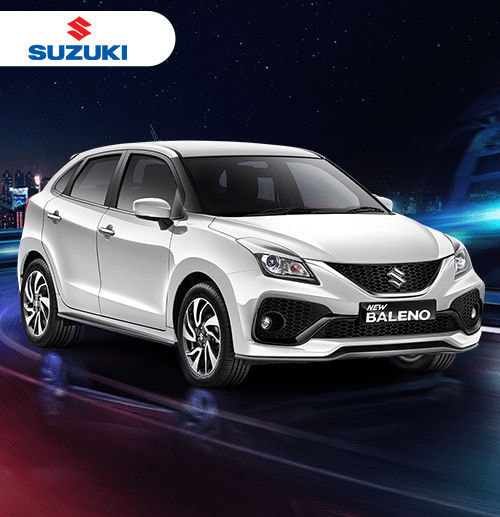 New Baleno Hatchback AT