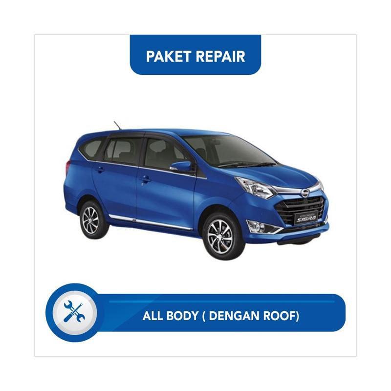 Subur OTO Paket Jasa Reparasi Ringan & Cat Mobil for Daihatsu Sigra [All Body]